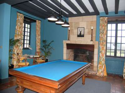 Image 6 | 10 bedroom manor house for sale with 9.6 hectares of land, Tours, Indre-et-Loire , Loire Valley 226262