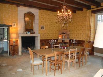 Image 7 | 10 bedroom manor house for sale with 9.6 hectares of land, Tours, Indre-et-Loire , Loire Valley 226262