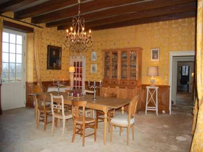 Image 8 | 10 bedroom manor house for sale with 9.6 hectares of land, Tours, Indre-et-Loire , Loire Valley 226262