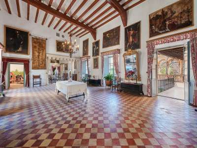 Image 3 | 10 bedroom house for sale with 25.36 hectares of land, Esporles, North Western Mallorca, Mallorca 226364