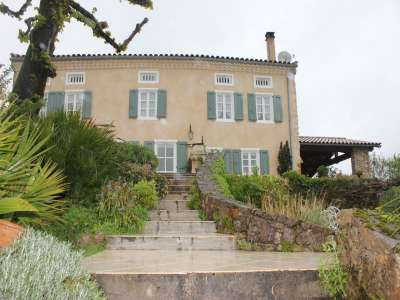 Image 1 | 7 bedroom house for sale with 6.28 hectares of land, Castelnaudurban, Aude , Languedoc-Roussillon 226610