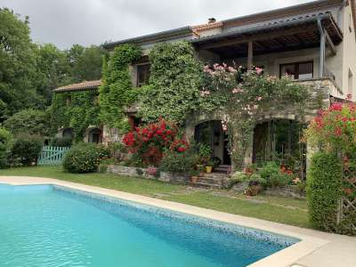 Image 1 | 5 bedroom house for sale with 0.65 hectares of land, Ferrals Les Montagnes, Herault , Languedoc-Roussillon 226659