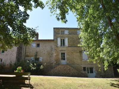Image 1 | 9 bedroom house for sale with 1.02 hectares of land, Romans, Deux-Sevres , Poitou-Charentes 226686
