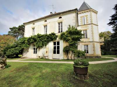 Image 2   12 bedroom French chateau for sale with 39.69 hectares of land, Montcaret, Dordogne , Aquitaine 226715