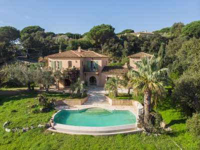 Image 1 | 5 bedroom villa for sale with 1 hectares of land, Ramatuelle, St Tropez, French Riviera 226976
