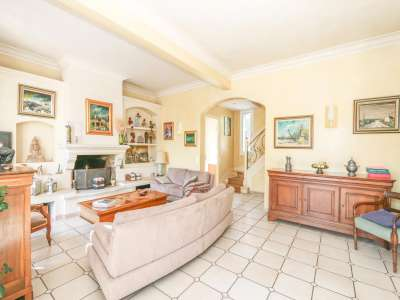 Image 3 | 4 bedroom villa for sale with 400m2 of land, Beaulieu sur Mer, French Riviera 227192
