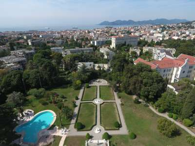 Image 14 | 8 bedroom castle for sale with 1.89 hectares of land, Oxford, Cannes, French Riviera 227274