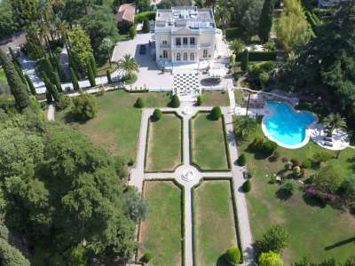 Image 15 | 8 bedroom castle for sale with 1.89 hectares of land, Oxford, Cannes, French Riviera 227274
