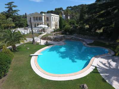 Image 3 | 8 bedroom castle for sale with 1.89 hectares of land, Oxford, Cannes, French Riviera 227274