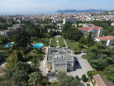 Image 4 | 8 bedroom castle for sale with 1.89 hectares of land, Oxford, Cannes, French Riviera 227274