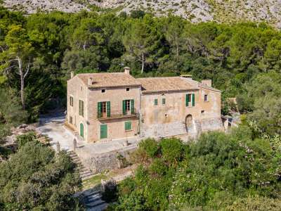 Image 1 | 4 bedroom house for sale with 244.41 hectares of land, Cala San Vicente, Pollenca, Northern Mallorca, Mallorca 227377