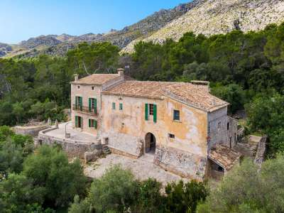 Image 17 | 4 bedroom house for sale with 244.41 hectares of land, Cala San Vicente, Pollenca, Northern Mallorca, Mallorca 227377