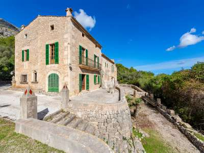 Image 2 | 4 bedroom house for sale with 244.41 hectares of land, Cala San Vicente, Pollenca, Northern Mallorca, Mallorca 227377