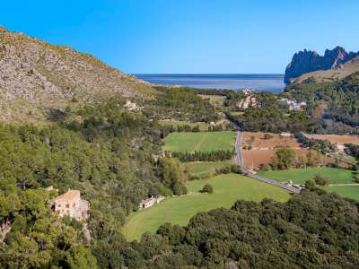 Image 5 | 4 bedroom house for sale with 244.41 hectares of land, Cala San Vicente, Pollenca, Northern Mallorca, Mallorca 227377