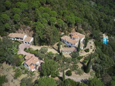 Image 1 | 13 bedroom villa for sale with 10.03 hectares of land, Cavalaire sur Mer, Var , Cote d'Azur French Riviera 227411