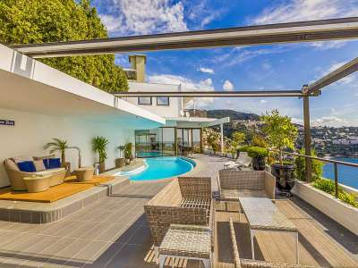 Image 1   10 bedroom villa for sale with 513m2 of land, Roquebrune Cap Martin, French Riviera 227418