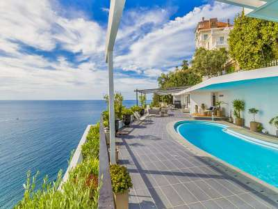 Image 2   10 bedroom villa for sale with 513m2 of land, Roquebrune Cap Martin, French Riviera 227418