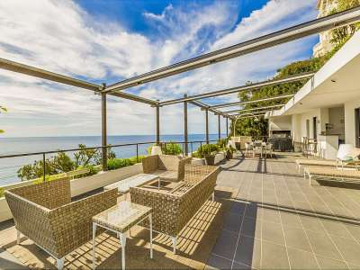 Image 3   10 bedroom villa for sale with 513m2 of land, Roquebrune Cap Martin, French Riviera 227418