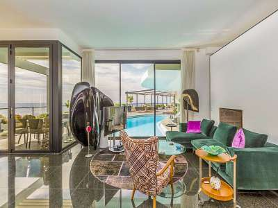 Image 5   10 bedroom villa for sale with 513m2 of land, Roquebrune Cap Martin, French Riviera 227418