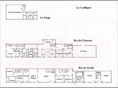 Image 33 | 7 bedroom house for sale with 42 hectares of land, Angles, Tarn , Midi-Pyrenees 227438
