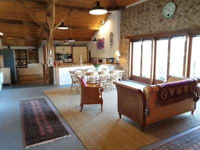 Image 11 | 5 bedroom house for sale with 0.94 hectares of land, Confolens, Charente , Poitou-Charentes 227483