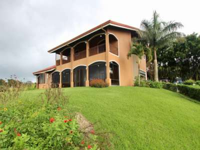 Image 1 | 4 bedroom villa for sale with 1.01 hectares of land, Tilaran, Guanacaste 227493