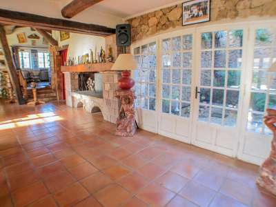 Image 3 | 3 bedroom house for sale with 0.25 hectares of land, La Motte, Var , Provence 227541
