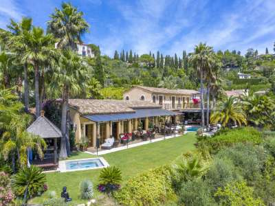 Image 1   6 bedroom villa for sale with 0.22 hectares of land, Mougins, French Riviera 227567