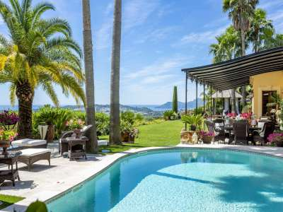 Image 11   6 bedroom villa for sale with 0.22 hectares of land, Mougins, French Riviera 227567