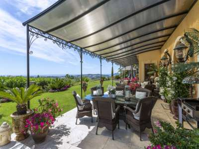 Image 12   6 bedroom villa for sale with 0.22 hectares of land, Mougins, French Riviera 227567