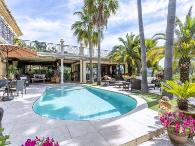 Image 3   6 bedroom villa for sale with 0.22 hectares of land, Mougins, French Riviera 227567