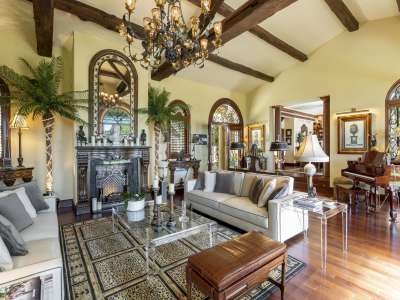 Image 6   6 bedroom villa for sale with 0.22 hectares of land, Mougins, French Riviera 227567