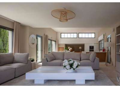 Image 6 | 4 bedroom villa for sale with 1,500m2 of land, Grimaud, French Riviera 227659