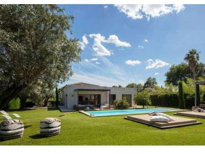 Image 8 | 4 bedroom villa for sale with 1,500m2 of land, Grimaud, French Riviera 227659