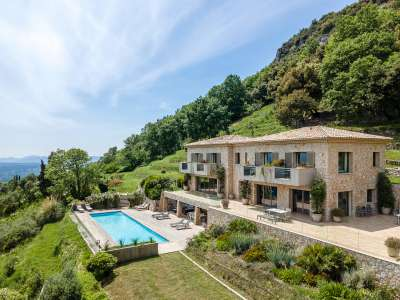Image 1 | 6 bedroom villa for sale with 0.3 hectares of land, Saint Paul de Vence, Tourrettes sur Loup, Alpes-Maritimes 6, French Riviera 227660
