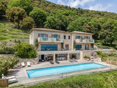 Image 10 | 6 bedroom villa for sale with 0.3 hectares of land, Saint Paul de Vence, Tourrettes sur Loup, Alpes-Maritimes 6, French Riviera 227660