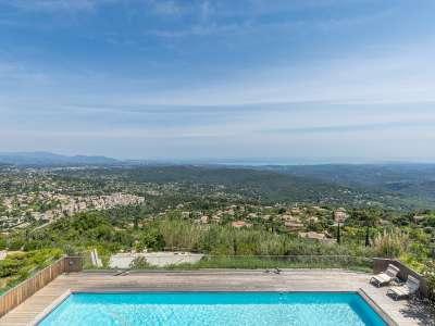 Image 2 | 6 bedroom villa for sale with 0.3 hectares of land, Saint Paul de Vence, Tourrettes sur Loup, Alpes-Maritimes 6, French Riviera 227660