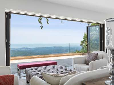 Image 7 | 6 bedroom villa for sale with 0.3 hectares of land, Saint Paul de Vence, Tourrettes sur Loup, Alpes-Maritimes 6, French Riviera 227660