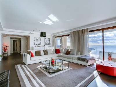 Image 2 | 4 bedroom apartment for sale, Villefranche sur Mer, Villefranche, French Riviera 227663