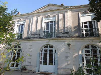 Image 1 | 4 bedroom French chateau for sale with 0.28 hectares of land, Duras, Lot-et-Garonne , Aquitaine 227670
