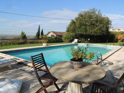 Image 2 | 4 bedroom French chateau for sale with 0.28 hectares of land, Duras, Lot-et-Garonne , Aquitaine 227670