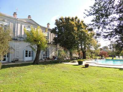 Image 3 | 4 bedroom French chateau for sale with 0.28 hectares of land, Duras, Lot-et-Garonne , Aquitaine 227670