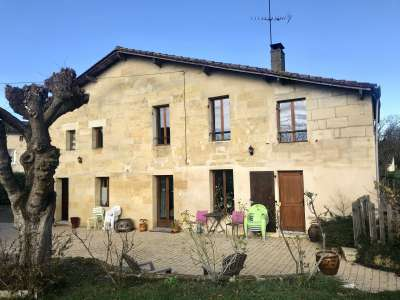 Image 1 | 8 bedroom house for sale with 605m2 of land, Saint Laurent des Combes, Gironde , Gascony 227761