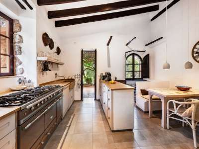 Image 6   8 bedroom villa for sale with 0.61 hectares of land, Soller, North Western Mallorca, Mallorca 227778