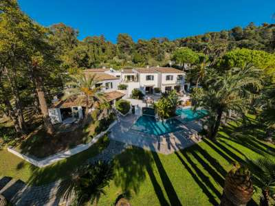 Image 1 | 7 bedroom villa for sale with 0.97 hectares of land, Vence, Alpes-Maritimes 6, French Riviera 227854