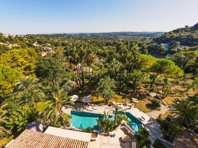 Image 3 | 7 bedroom villa for sale with 0.97 hectares of land, Vence, Alpes-Maritimes 6, French Riviera 227854