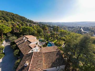 Image 4 | 7 bedroom villa for sale with 0.97 hectares of land, Vence, Alpes-Maritimes 6, French Riviera 227854