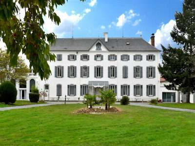 Image 1   12 bedroom French chateau for sale, Tarbes, Hautes-Pyrenees , Gascony 227982