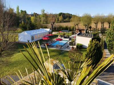 Image 2   12 bedroom French chateau for sale, Tarbes, Hautes-Pyrenees , Gascony 227982