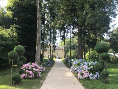 Image 11   8 bedroom French chateau for sale with 32 hectares of land, Laval, Mayenne , Pays-de-la-Loire 228033